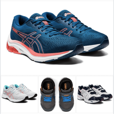 Zulily: Up to 50% off ASICS Shoes!