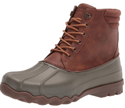 Amazon: Sperry Top-Sider Men's Avenue Duck Boot only $44.00 (Reg. $110.00)
