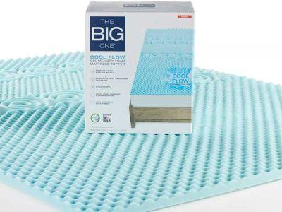 Amazon: The Big One Mattress Toppers $26 (Reg $90)