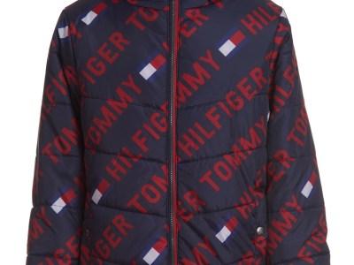 Macy's: Toddler Boys Printed Puffer Jacket For $35.00 Reg. $100.00