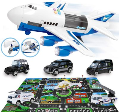 Amazon: Toy Cars Set - 50% Off W/Code