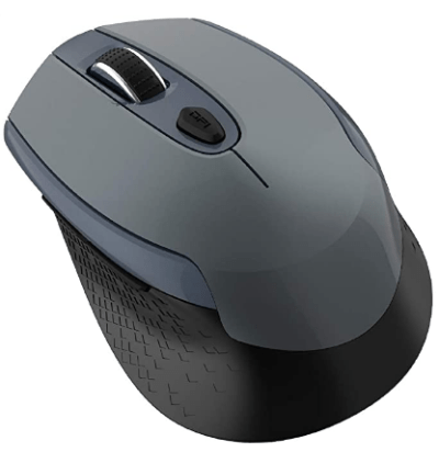 Amazon: Wireless Computer Mouse - Lightning Deal + Clip Coupon