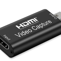 Amazon: VIVIUPUP Audio Video Capture Cards - HDMI to USB 2.0 for $9.00
