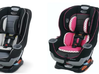 Walmart: Graco Extend2Fit Convertible Car Seat $119.99 ($200)