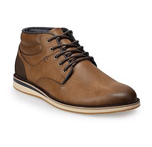 KOHL's: Men's Chukka Boots $25