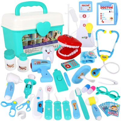 Amazon: 38 Pieces Kids Pretend Play Doctor Toys for $16.19