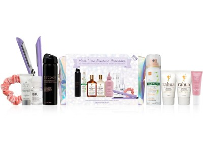 Macy's: 9-Pc. Hair Care Routine Favorites Set For $24.50 Reg. $35.00