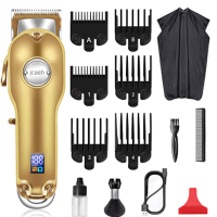 Amazon: Men Hair Beard Trimmer for $22.99