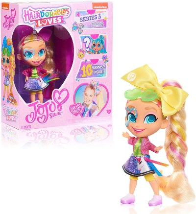 Amazon: JoJo Siwa Hairdorables Loves Now $10.99