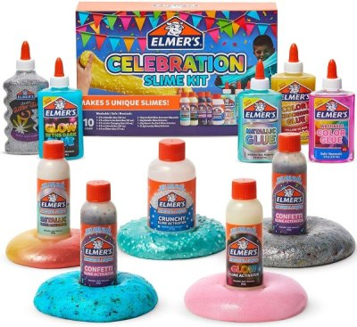 Amazon: Elmer's Celebration Slime Kit for $17.46 ( Reg $29.99