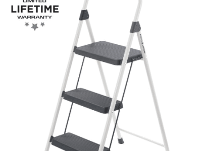 Home Depot: 3-Step Compact Steel Step Stool with 225 lb. Load $9.88 At Reg.$29.98