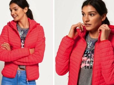 eBay: Superdry Women's Jacket $30 Shipped (Regularly $100)
