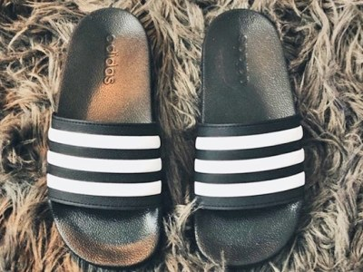 eBay: Adidas Kids Slides $11.90 Shipped!