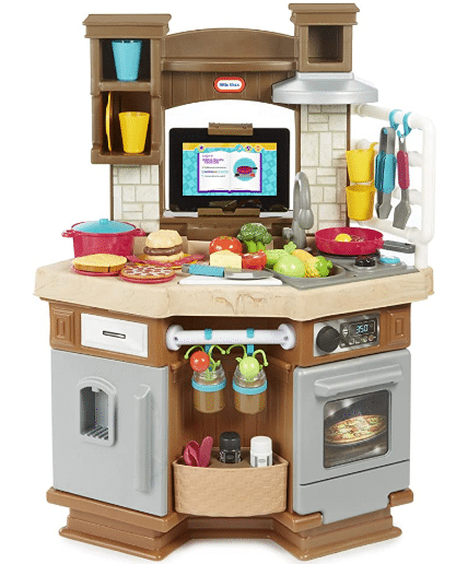 Amazon: Little Tikes Interactive Smart Kitchen for only $80.99 (Reg.$170)