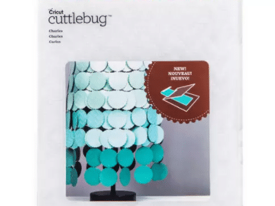Joann: Cuttlebug Emboss 5×7 Charles JUST $2.99 (Reg $5)