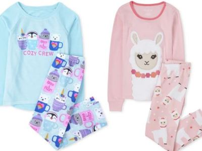 The Children's Place Kids Pajamas 50% Off!!!