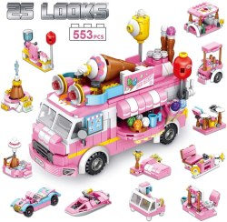 Amazon: 553 Pieces STEM Educational Learning Building Bricks Toy for just $8.99 w/code (reg. $29.99)