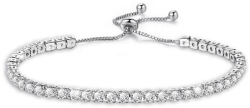 Amazon: Adjustable Bolo Style Tennis Bracelets for only $6.71-$8.71 (Reg. $13.79-$15.78)