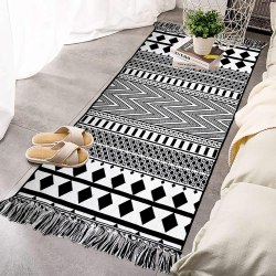 Amazon: Bathroom Rug Runner with Tassel for only $13.19 - $17.99 (Reg. $29.99) after code!