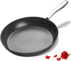 Amazon: Hard Anodized Frying Pan 11-inch for $9.99 W/Code (Reg. $23.99)