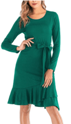 Amazon: Long Sleeve Dresses for only $8.39 (Reg. $20.99) after code!
