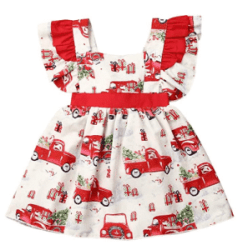 Amazon: Toddler Girl Christmas Dress for just $3.98 (Reg. $11.99)