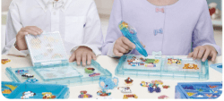 Amazon: Aquabeads Complete Beginners Studio w/ Over 840 Beads for only $7.49 (reg.$15)