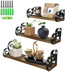 Amazon: Giftgarden Floating Shelves Set of 3 JUST $12.99