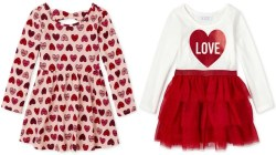 The Children's Place: Valentine's Day Kids Dresses $6.78 Shipped (Reg $17)