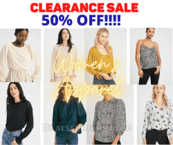 Banana Republic Factory: Women's Apparel Up to 50% Off!