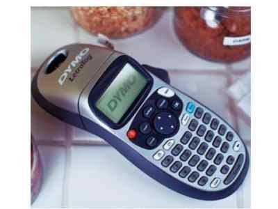 Amazon: DYMO LetraTag – Handheld Label Maker for $15.95 (Reg. Price $45.89)