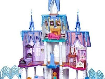 Best Buy: Disney - Frozen II Ultimate Arendelle Castle Play Set - Multi, Just $129.99 (Reg $199.99)