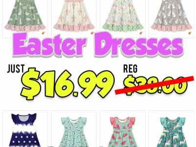 Zulily: Easter Dresser, Just $16.99 (Reg $38.00)