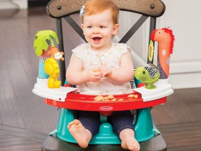 Walmart: Infantino Grow-With-Me Discover Seat and Booster, Just $38.24 (Reg $44.99)
