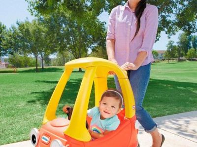 Walmart: Little Tikes Cozy Coupe for Toddlers, Just $49.00 (Reg $59.99)