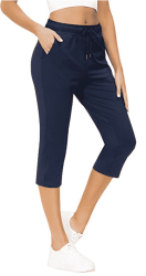 Amazon: Sport Capri Pants for only $8.49 (Reg: $16.98)