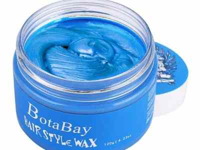 Amazon: Temporary Hair Dye Wax, Just $4.25 (Reg $16.99) after code!