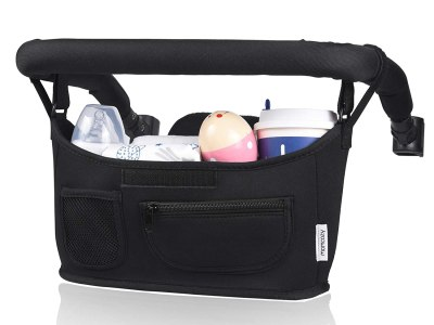 Amazon: Universal Stroller Organizer with Insulated Cup Holder for $9.99 (Reg.Price $19.98)