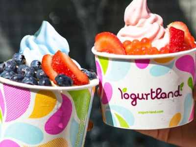 Valentine's Day Gift Idea - FREE $5 Bonus Card w/ $25 Yogurtland eGift Card Purchase