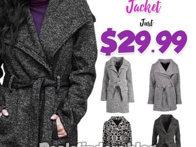 Zulily: Steve Madden Jackets, Just $29.99 (Reg $165)