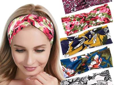 Amazon: 5 Pcs Women Elastic Hair Bands for $7.99 (Reg. Price $15.98) after code!