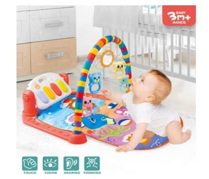 Amazon: Baby Piano Gym Playmat for $29.99 (Reg. Price $59.98)