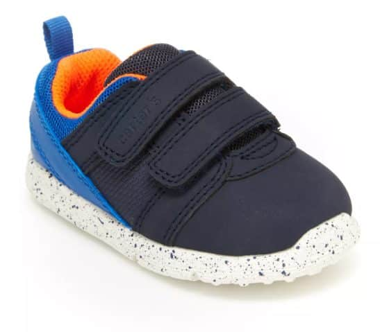 Kohl's: Carter's Everystep Relay Infant/Toddler Boys' Sneakers for $13.99 (Reg. Price $34.99)