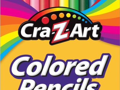 Walmart: Cra-Z-Art Real Wood, Pre-sharpened Strong Colored Pencils, 12 Count, Just $0.50 (Reg $1.77)