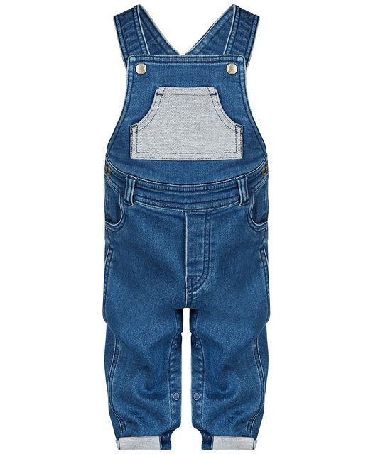 Macy's: First Impressions Baby Boys Denim Overall, Just $14.40 (Reg $36.00)