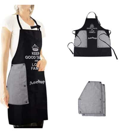 Amazon: Novelty Apron with 2 Pockets for $5.97 (Reg. Price $19.91) after code!