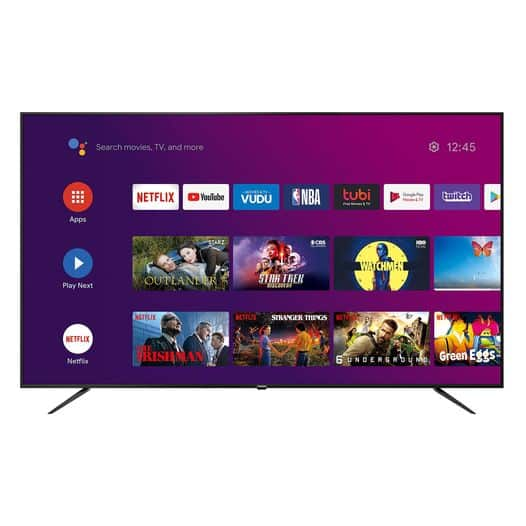 "Walmart: Philips 75"" Class 4K Ultra HD (2160p) Android Smart LED TV, Just $598.00 (Reg $698.00)"