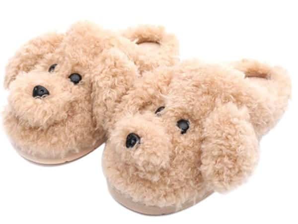 Amazon: Women's Cute Teddy Animal Slippers House Slippers, Just $9.44 (Reg $16.98 - $20.98) after code and coupon!