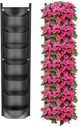 Amazon: YSBER Vertical Wall Garden Planter JUST $5.68