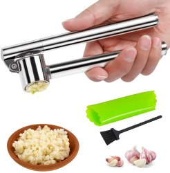 Amazon: Stainless Steel Garlic Mincer $4.50 (Reg. $15)